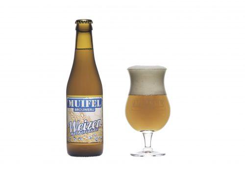 Nieuw bier Muifelbrouwerij: Muifel Weizen