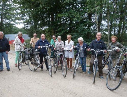 Maandelijkse Beweeg en Leef fietstocht!
