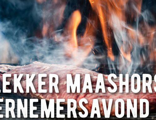 De Oerlekker Maashorst Ondernemersavond