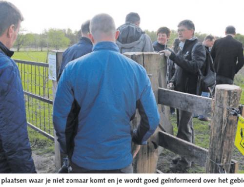 Artikel over Maashorst Ondernemers in DeMooiBernhezeKrant
