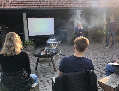 Thea van Leeuwen van Maashorst Ondernemers gastvrouw bij project 'Bij ons om de hoek'
