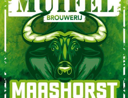 Muifelbrouwerij presenteert: Maashorst Blond