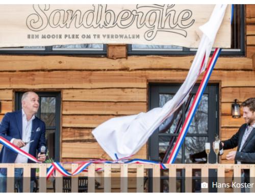 Camping de Pier omgedoopt tot vakantiepark Sandberghe